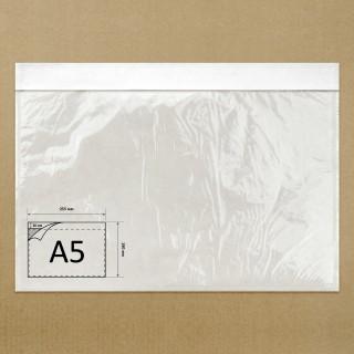Пакет для сопроводительных документов 255x160+20 Пакеты СД