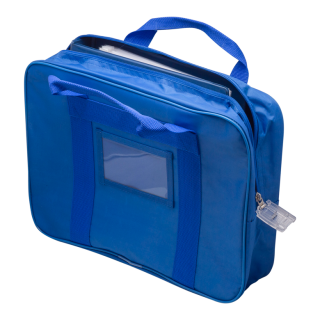Сумка Плюс 280x380x100 мм с ручками · Пломбируемые сумки